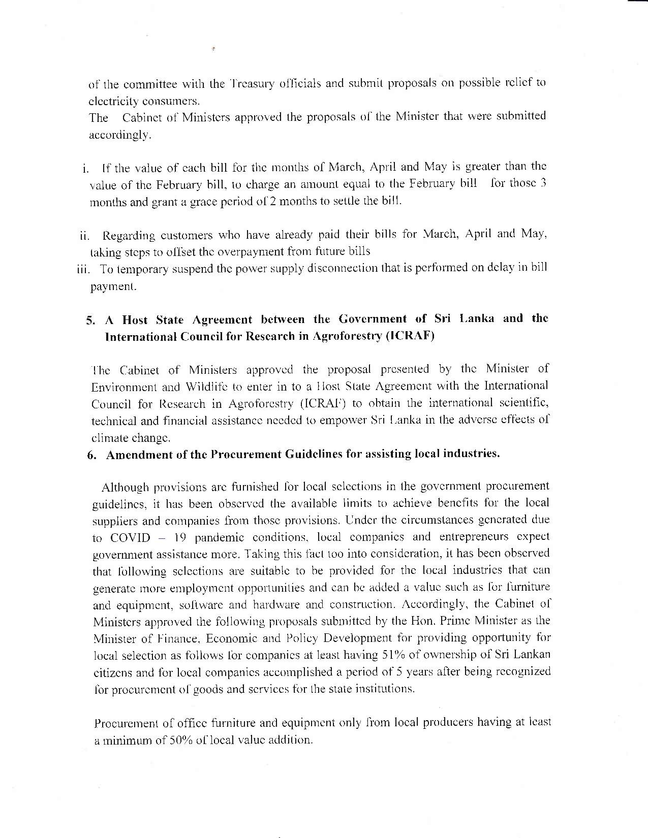 Cabinet Decision on 15.07.2020 English page 002