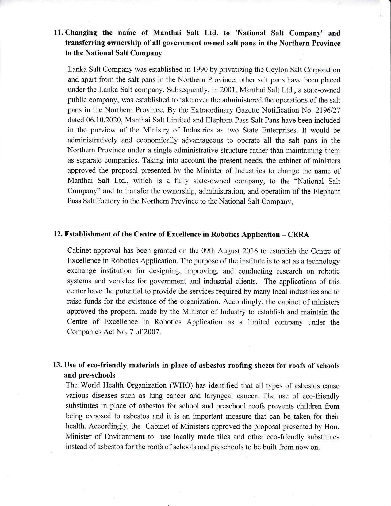 Cabinet Decision on 16.11.2020 English 1 page 005