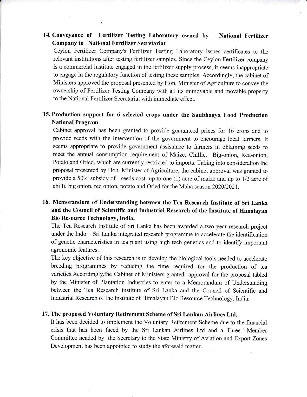 Cabinet Decision on 16.11.2020 English 1 page 006
