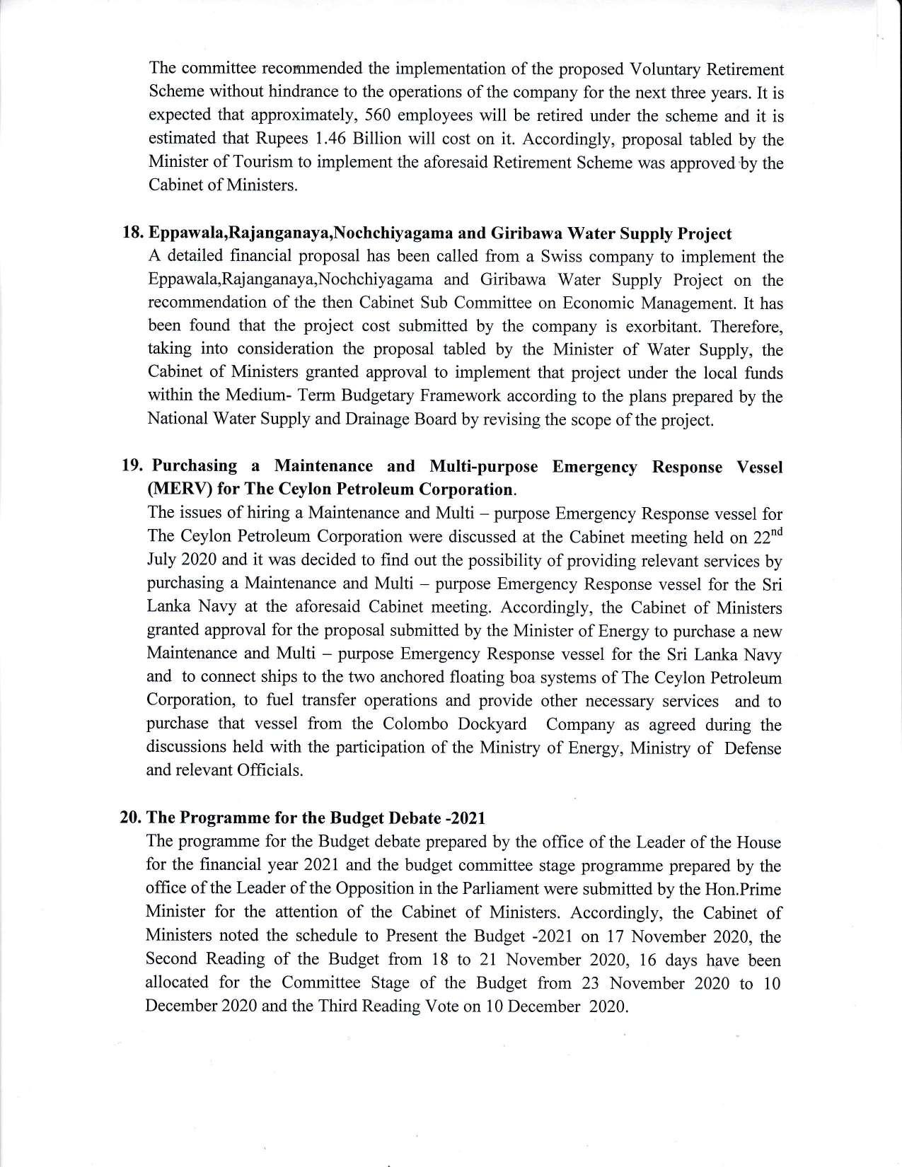 Cabinet Decision on 16.11.2020 English 1 page 007