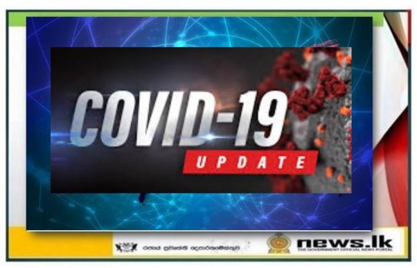Divulapitiya and Peliyagoda Covid cluster total- 5232