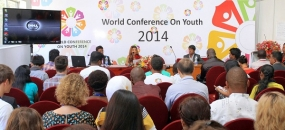 Day 2 – Round Table – Inclusive Youth Participation at All Levels Cont'd