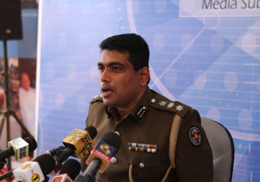 Sri Lanka Police nab 65  under PTA