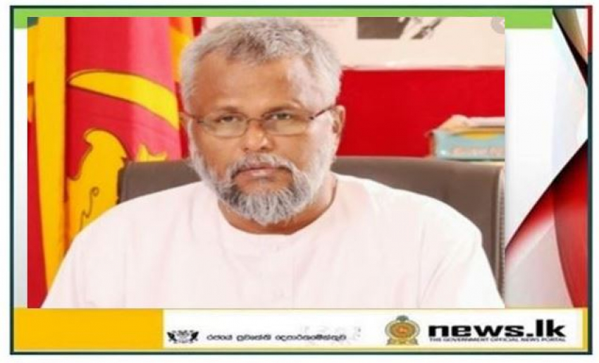 Government is taking maximum measures to curb the pandemic - Minister Douglas Devananda