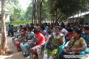 Mullaittivu Women Face Job Interviews in Garment Industry