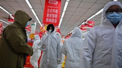 China coronavirus: Death toll rises as disease spreads