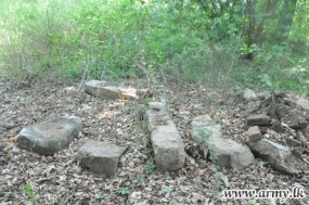 Archaeologists Find Buddhist Ruins in Kilinochchi