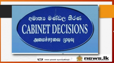 Cabinet Decisions- 06-05-2020