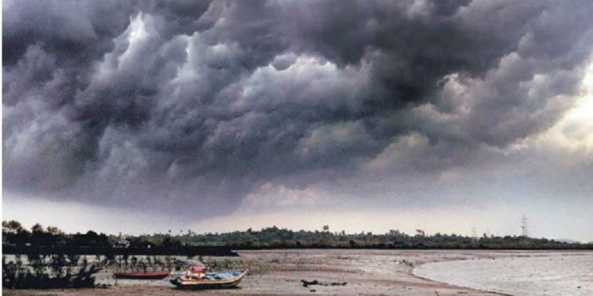 Northeast monsoon condition  establish over the country