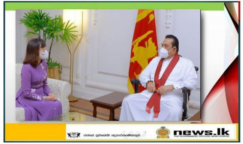 Ambassador of Viet Nam to Sri Lanka Sees Many Opportunities for Uplifting Cooperation