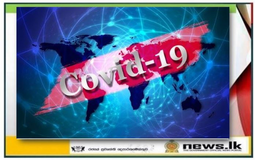 Total of Covid -19 deaths 116
