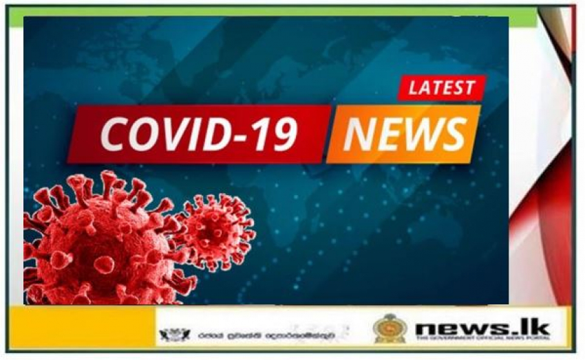 554 Covid Infections Reported Today (23rd) – Release II