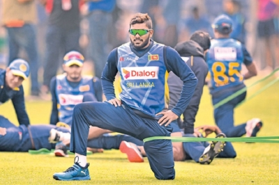 Sri Lanka search for series draw against dominant India