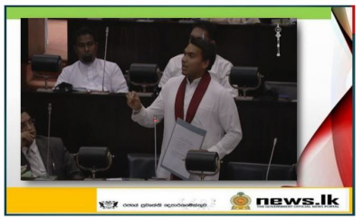 Special focus on sports that can achieve international triumphs, sports economy in the country and field of e-sports – Minister Namal Rajapaksa