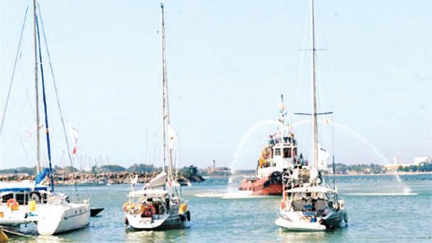 Galle port to be a yacht marina