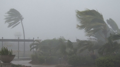 Warning : Heavy rain and strong winds in the south