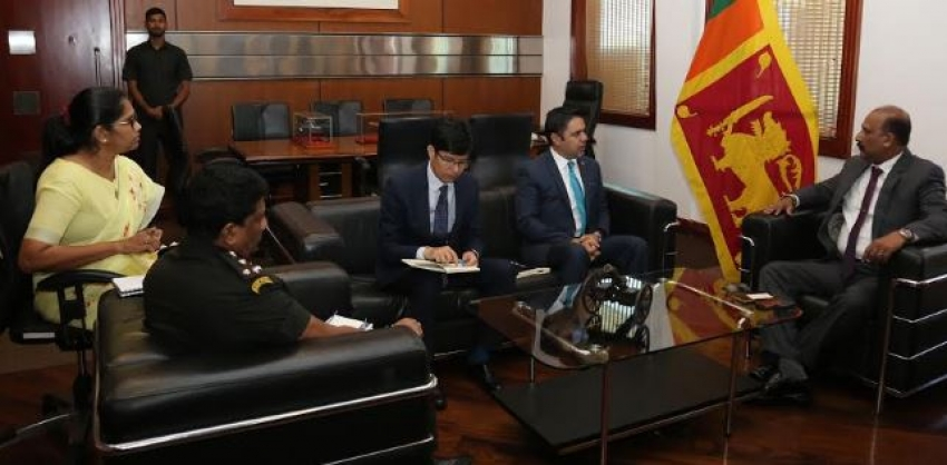 Afghanistan to support Sri Lanka in anti-drug trafficking