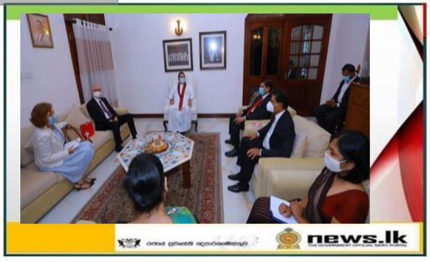 Swiss Ambassador Calls on Prime Minister, Discusses Trade, Tourism, Investment and COVID-19 Assistance