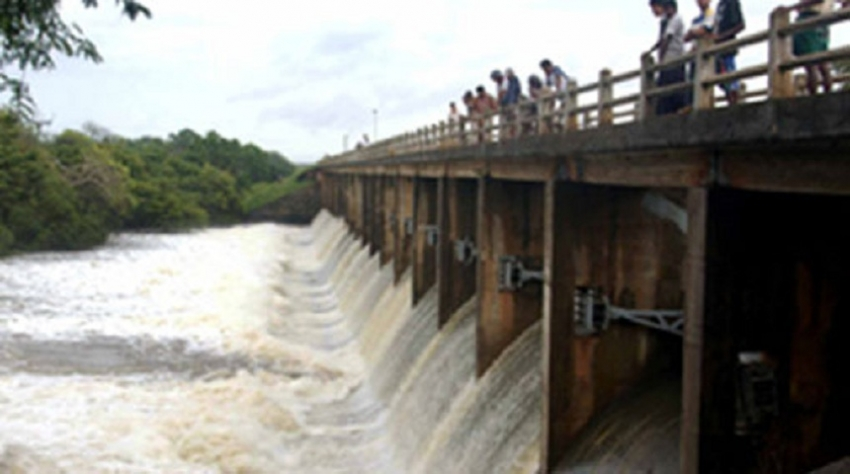 20 spill gates opened in Thabbowa Tank