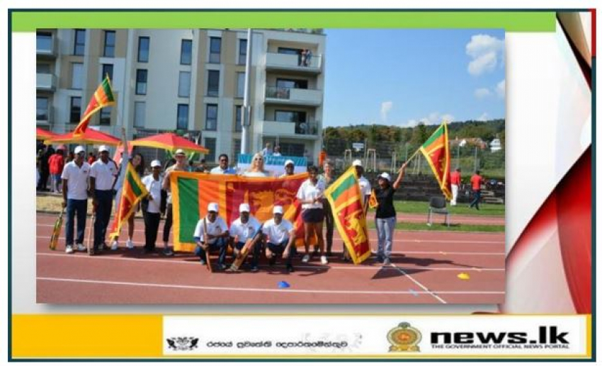 """First """"Embassy Cup"""" Cricket Tournament in Vienna"""